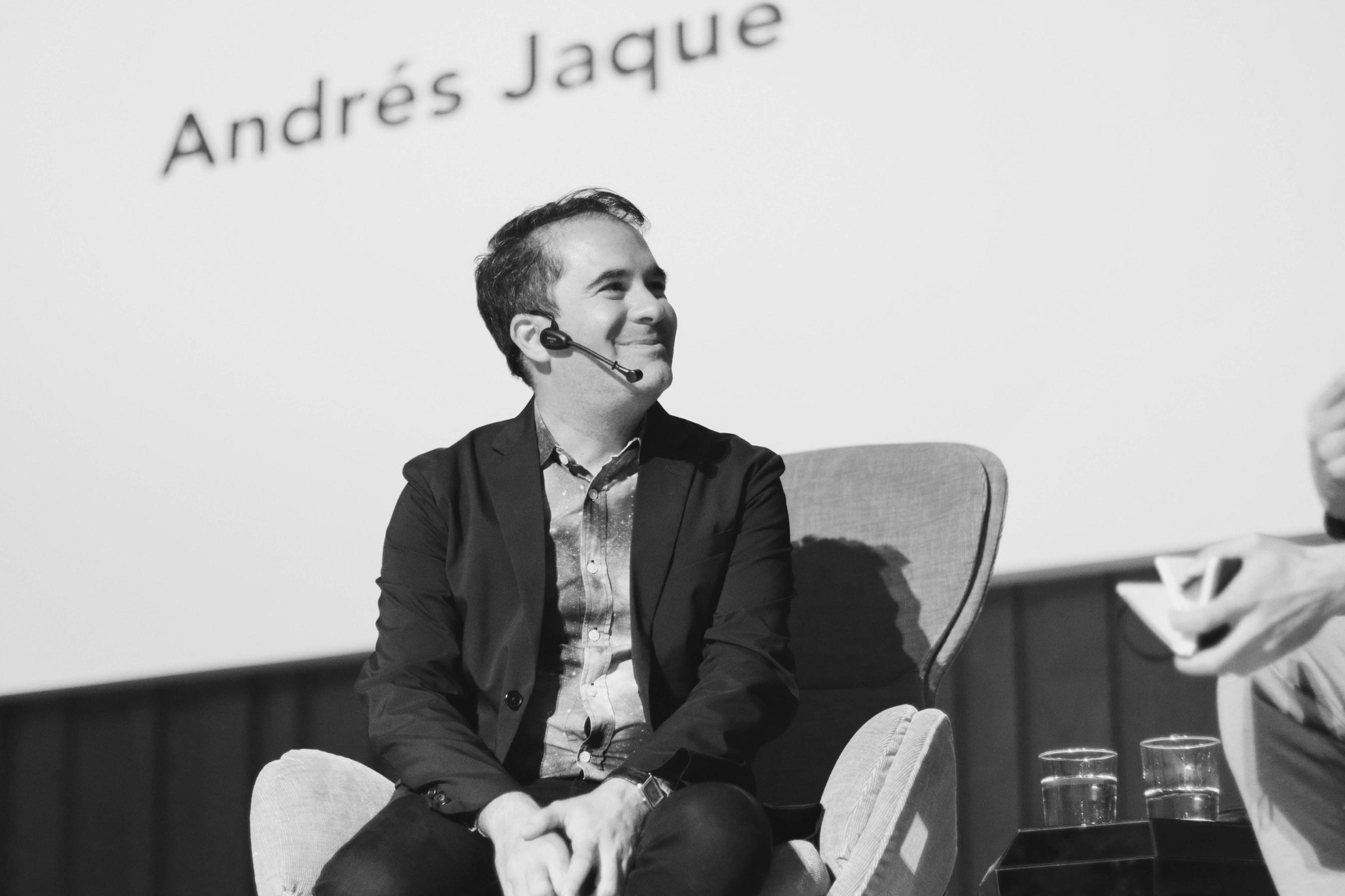 Andrés Jaque
