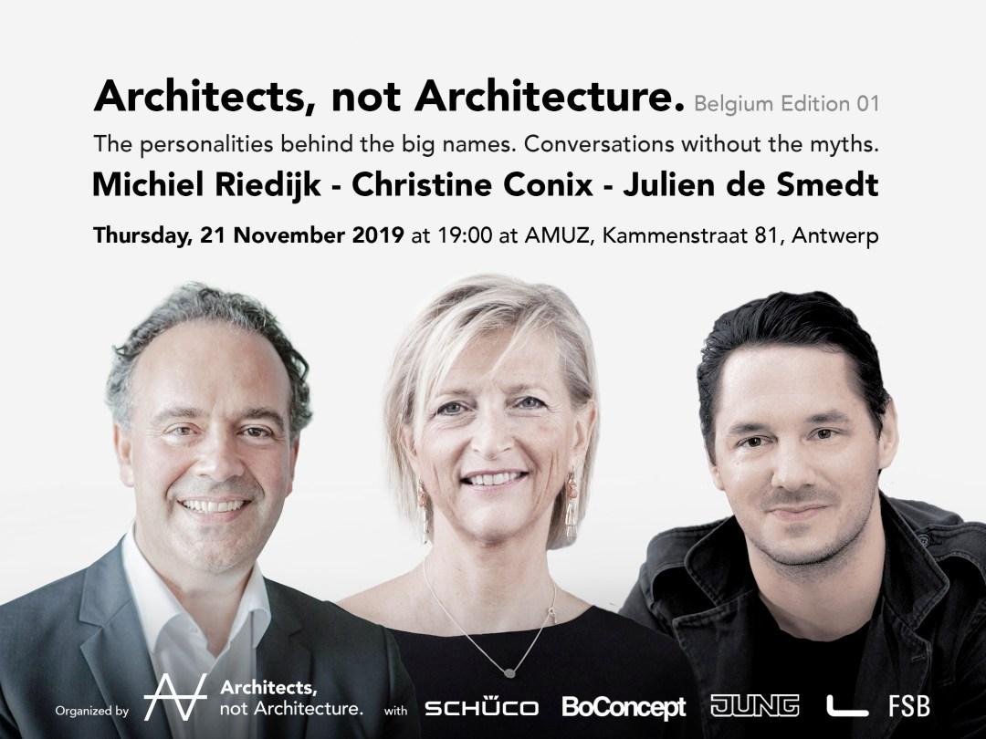 Belgium architects